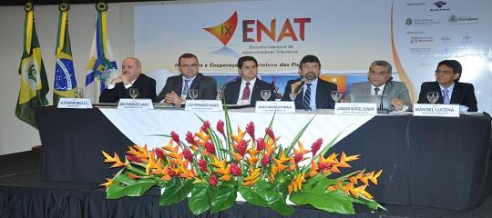 IX Enat - Cerimônia de abertura