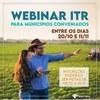 Receita Federal promove segunda edição do Webinar ITR para Municípios Conveniados